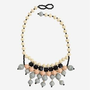 Noonday Collection Nehma Bib Necklace